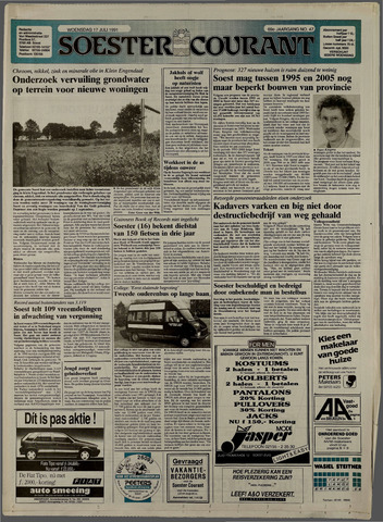 Soester Courant 1991-07-17
