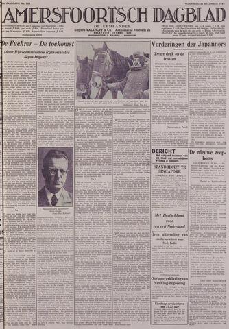 Amersfoortsch Dagblad / De Eemlander 1941-12-31