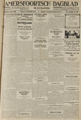 Amersfoortsch Dagblad / De Eemlander 1930-06-04