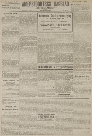 Amersfoortsch Dagblad / De Eemlander 1920-07-22