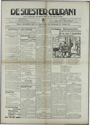 Soester Courant 1936-04-03