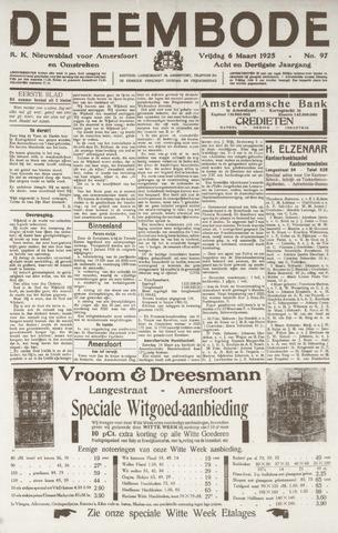 De Eembode 1925-03-06