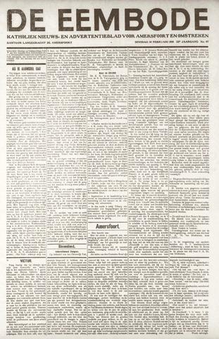 De Eembode 1919-02-11