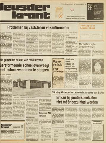 Leusder Krant 1982-06-08