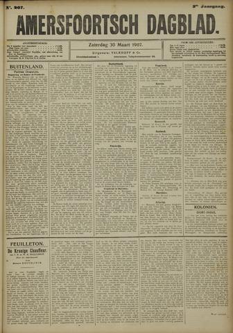 Amersfoortsch Dagblad 1907-03-30