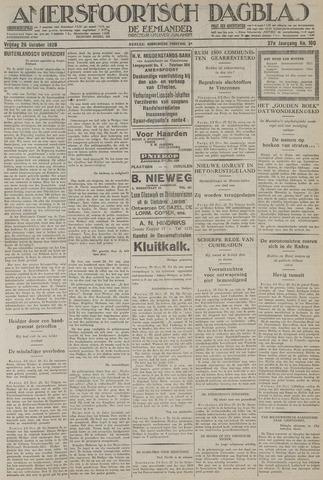 Amersfoortsch Dagblad / De Eemlander 1928-10-26