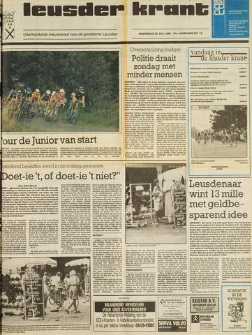 Leusder Krant 1989-07-16