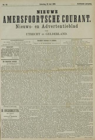 Nieuwe Amersfoortsche Courant 1889-06-29