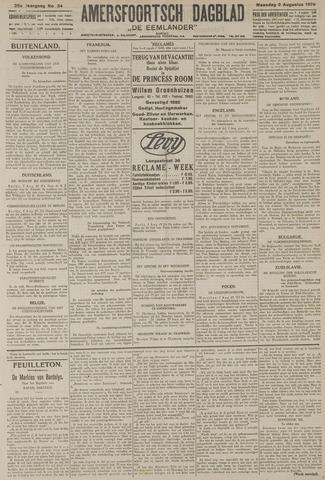 Amersfoortsch Dagblad / De Eemlander 1926-08-09