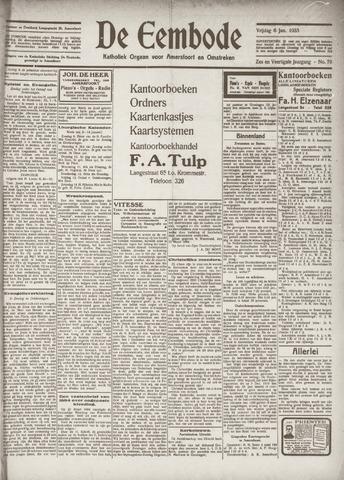 De Eembode 1933-01-06