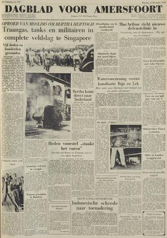 Dagblad voor Amersfoort 1950-12-12