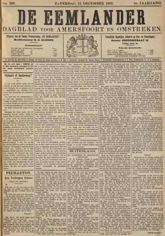 De Eemlander 1908-12-12