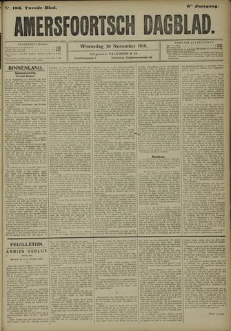 Amersfoortsch Dagblad 1910-11-30
