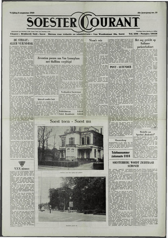 Soester Courant 1969-08-08