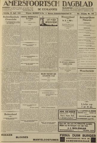Amersfoortsch Dagblad / De Eemlander 1932-04-23