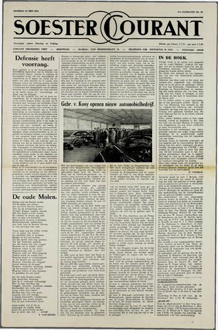 Soester Courant 1951-05-22