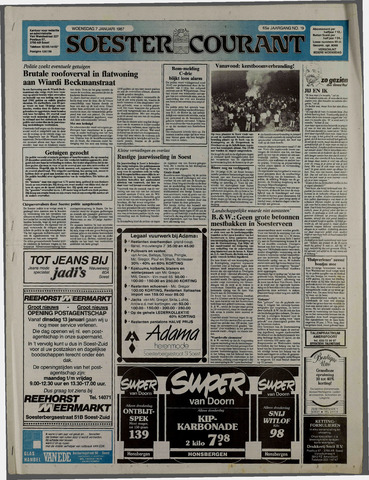 Soester Courant 1987-01-07