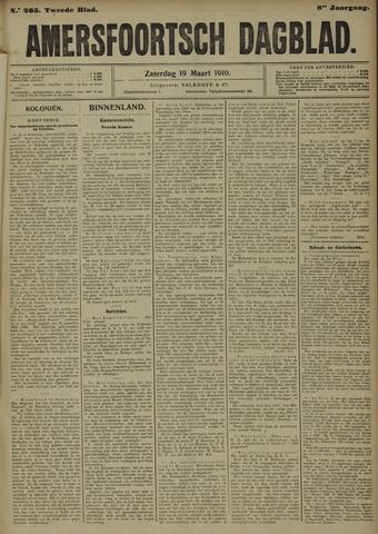Amersfoortsch Dagblad 1910-03-19