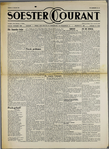 Soester Courant 1952-03-21
