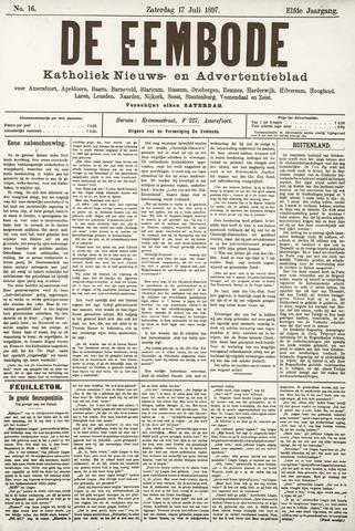 De Eembode 1897-07-17