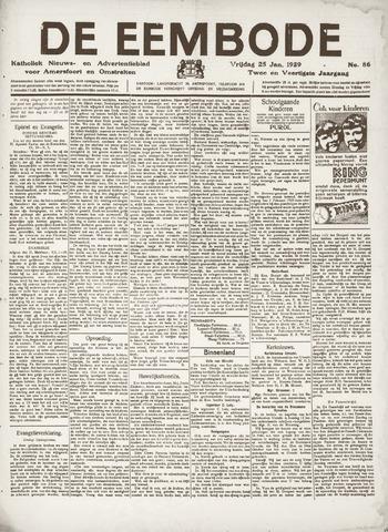 De Eembode 1929-01-25