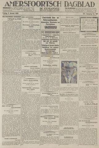 Amersfoortsch Dagblad / De Eemlander 1929-01-11