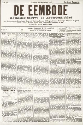 De Eembode 1899-09-16