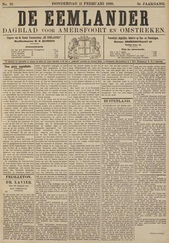 De Eemlander 1909-02-11