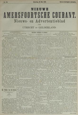 Nieuwe Amersfoortsche Courant 1892-05-28