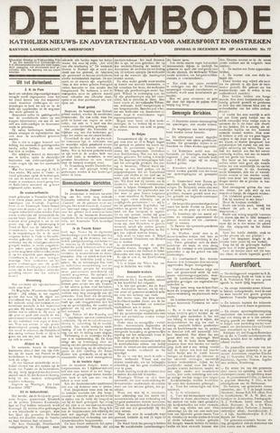 De Eembode 1918-12-10