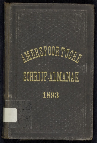Adresboeken Amersfoort 1893
