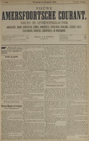 Nieuwe Amersfoortsche Courant 1884-12-24