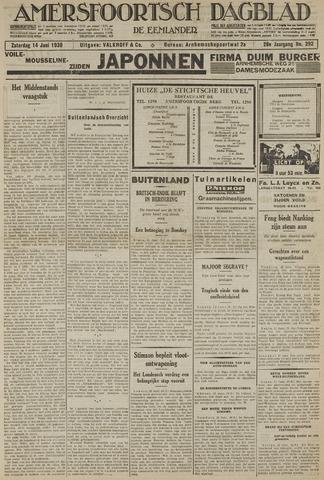 Amersfoortsch Dagblad / De Eemlander 1930-06-14