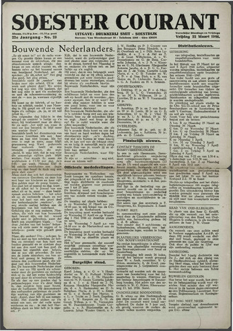 Soester Courant 1946-03-22