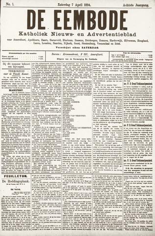 De Eembode 1894-04-07