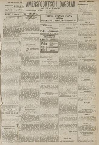 Amersfoortsch Dagblad / De Eemlander 1925-03-09
