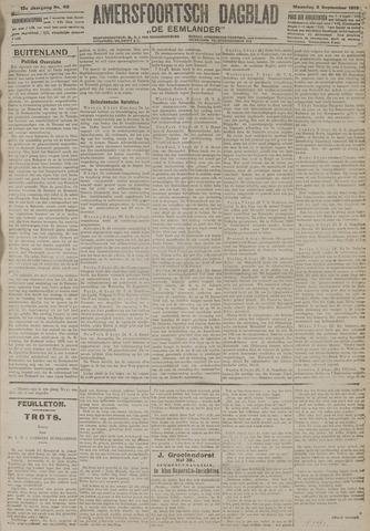 Amersfoortsch Dagblad / De Eemlander 1919-09-08