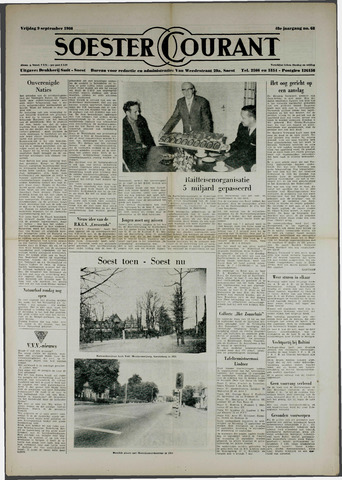 Soester Courant 1966-09-09