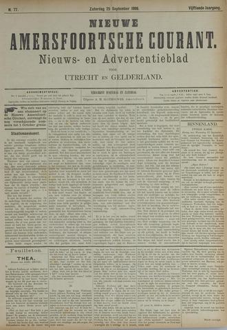 Nieuwe Amersfoortsche Courant 1886-09-25