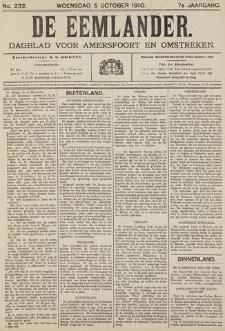 De Eemlander 1910-10-05