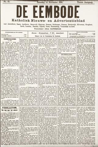 De Eembode 1896-11-14