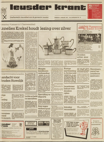 Leusder Krant 1987-01-06