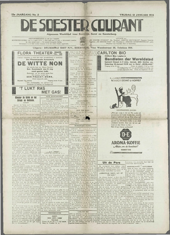 Soester Courant 1934-01-12