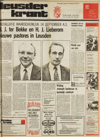 Leusder Krant 1975-08-21
