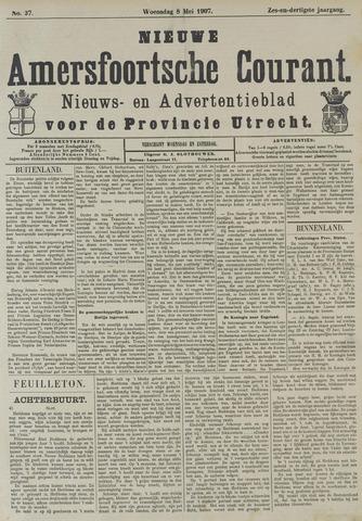 Nieuwe Amersfoortsche Courant 1907-05-08