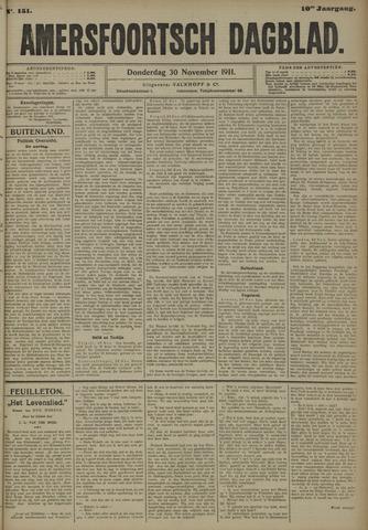 Amersfoortsch Dagblad 1911-11-30