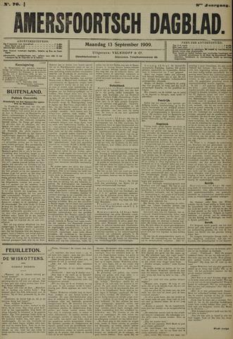 Amersfoortsch Dagblad 1909-09-13