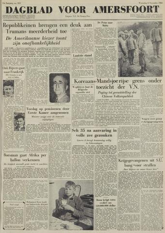 Dagblad voor Amersfoort 1950-11-08