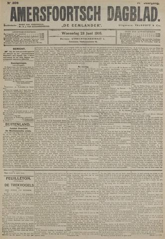 Amersfoortsch Dagblad / De Eemlander 1916-06-28