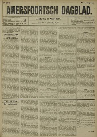Amersfoortsch Dagblad 1909-03-25